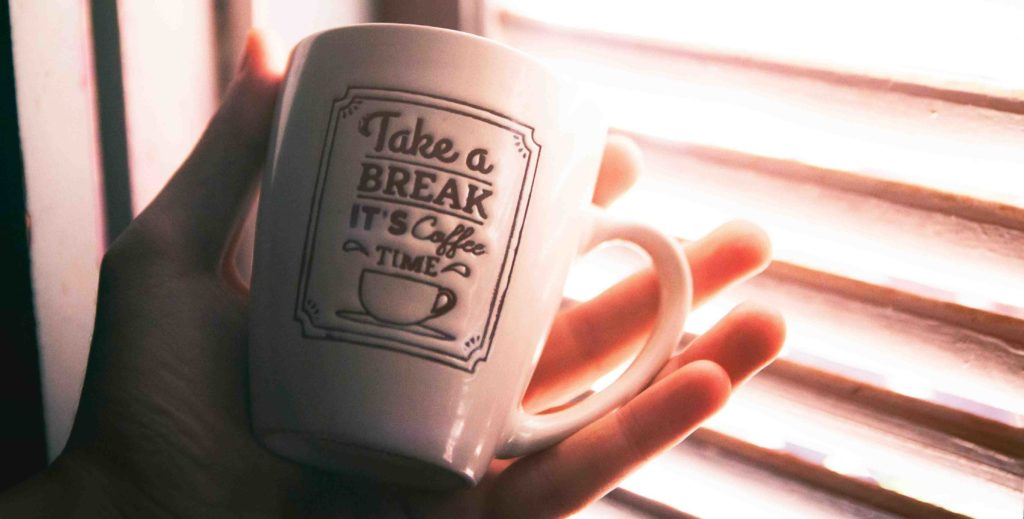 Take Breaks to Re-energize