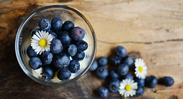Blueberries for  Boosting Immune System