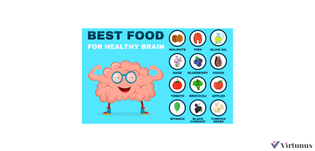 food for brain health- vegetables