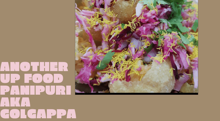 Another UP Food Panipuri aka Golgappa