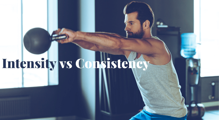 Intensity vs Consistency