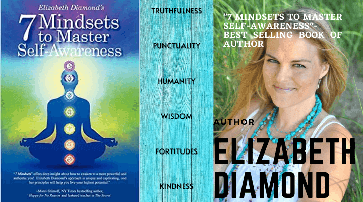 Best books on self awareness: 7 Mindsets to Master Self-Awareness by Elizabeth Diamond