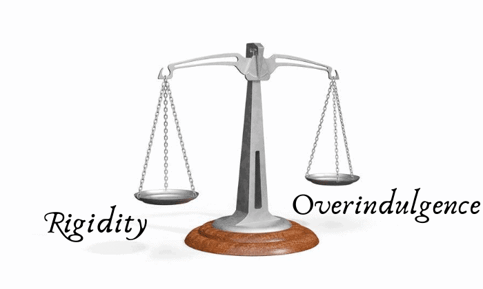 Balancing Rigidity with Overindulgence