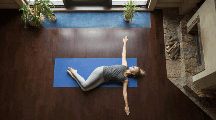 Top 6 Bedtime Yoga Poses for Better Sleep at Night
