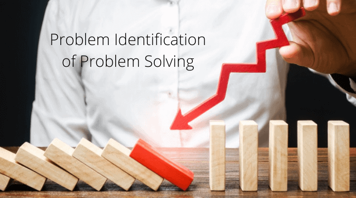 Problem Identification of Problem Solving