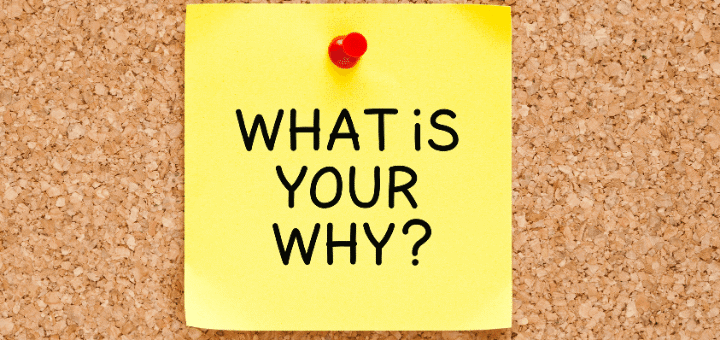 "Realizing your ""why"" : How to Journal for Self Improvement"