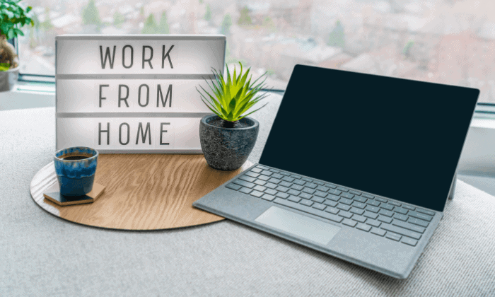 work from home project management software benefits