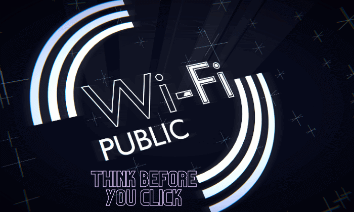 Be Cautious While Using Public Wi-Fi digital life style