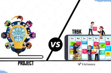 Project vs Task