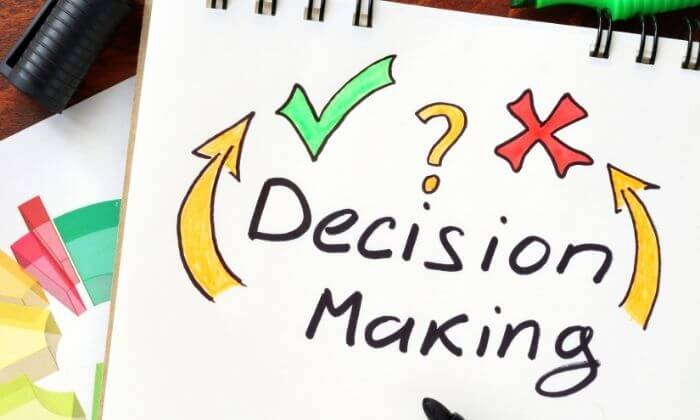 Wise Decision Making leadership and teamwork