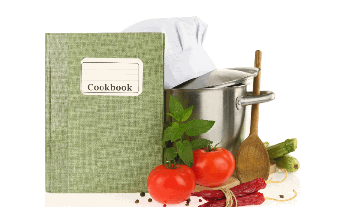 Cooking Books for More Delicious Recipes