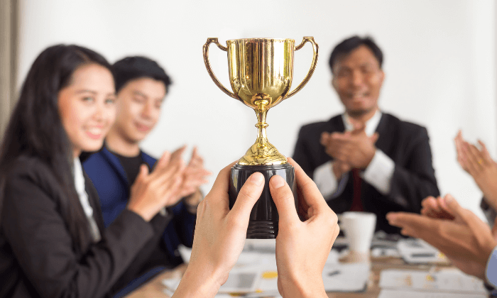 Acknowledge Employee Talent and Reward Them