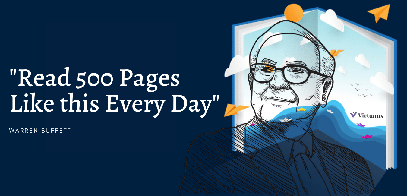 Warren Buffet Reading Habit