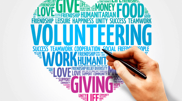 Engage Yourself to Volunteer Activities
